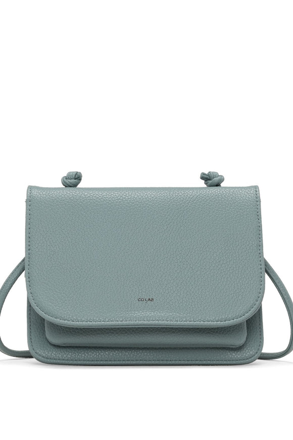 Lola Crossbody Carryall - Pool | Colab