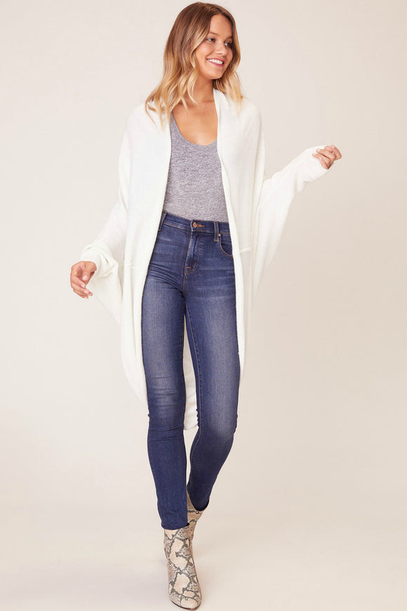 BB Dakota long story cardigan. Jolie folie boutique