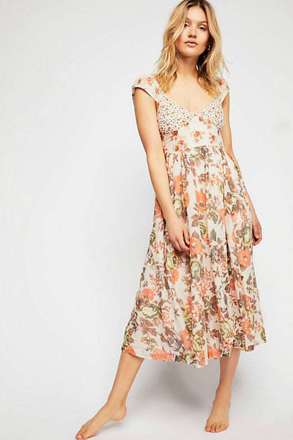 Love You Midi Dress | Free People