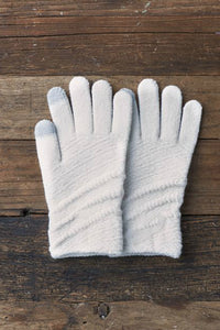 Madison Avenue Glove - Almond | Lemon