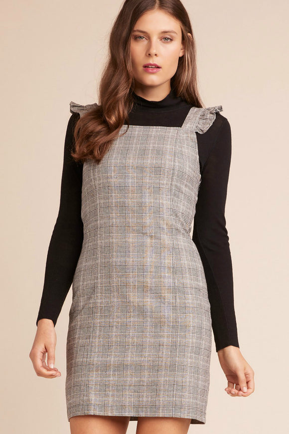 Megan Draper Glencheck Dress | Jack By BB Dakota