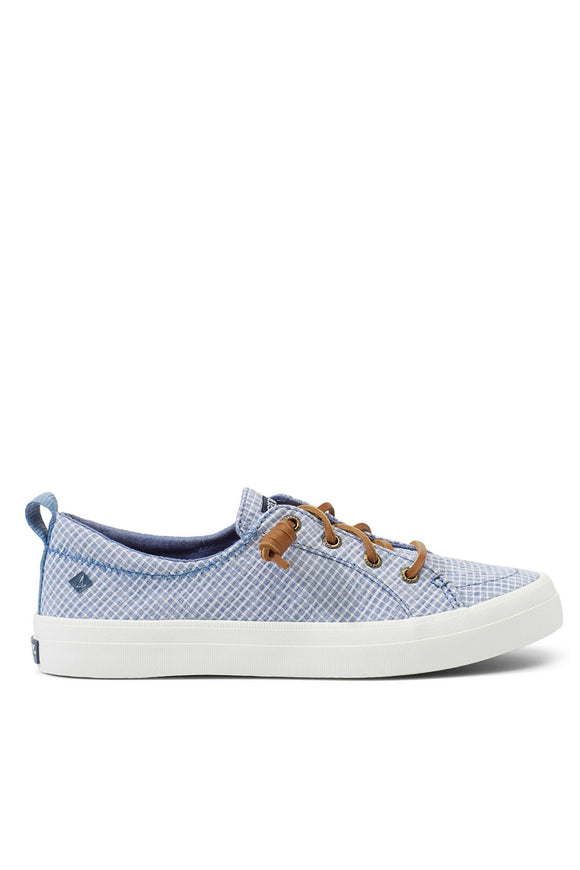 Crest Vibe Mini-Check Sneakers | Sperry