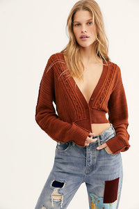 Free people moonriver cardigan. Jolie folie boutique