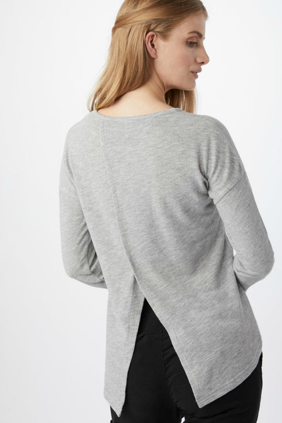 Womens Morgen Long Sleeve Sweater | Tentree