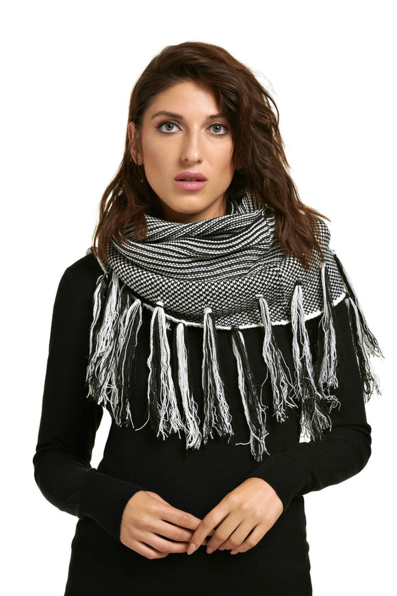 Schwiing nixie white scarf. Jolie folie boutique