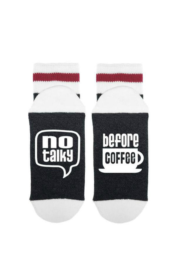 No Talky - Before Coffee | Sock Dirty To Me