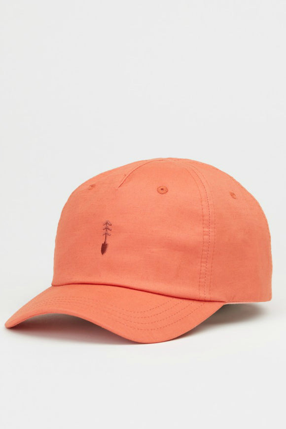 Tree Peak Hat - Burnt Sienna Tentree