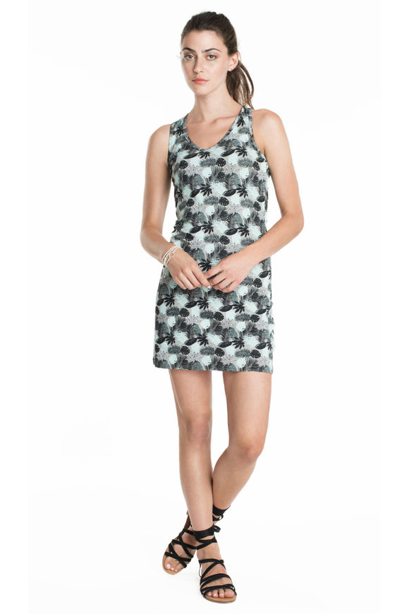 Peny Dress - Jungle