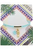 Pineapple Bracelet in Gold | Foxy Originals