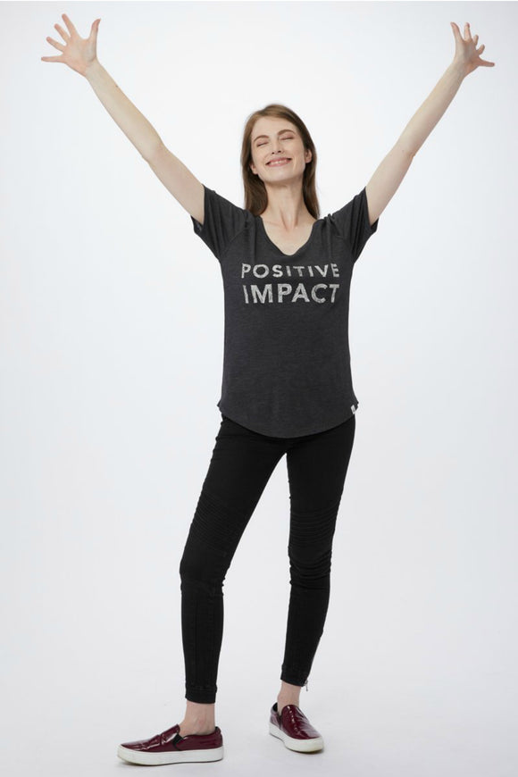 Positive Impact Tee | Tentree