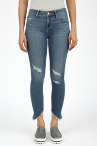 Sammy Slant Hem Jeans | Articles Of Society