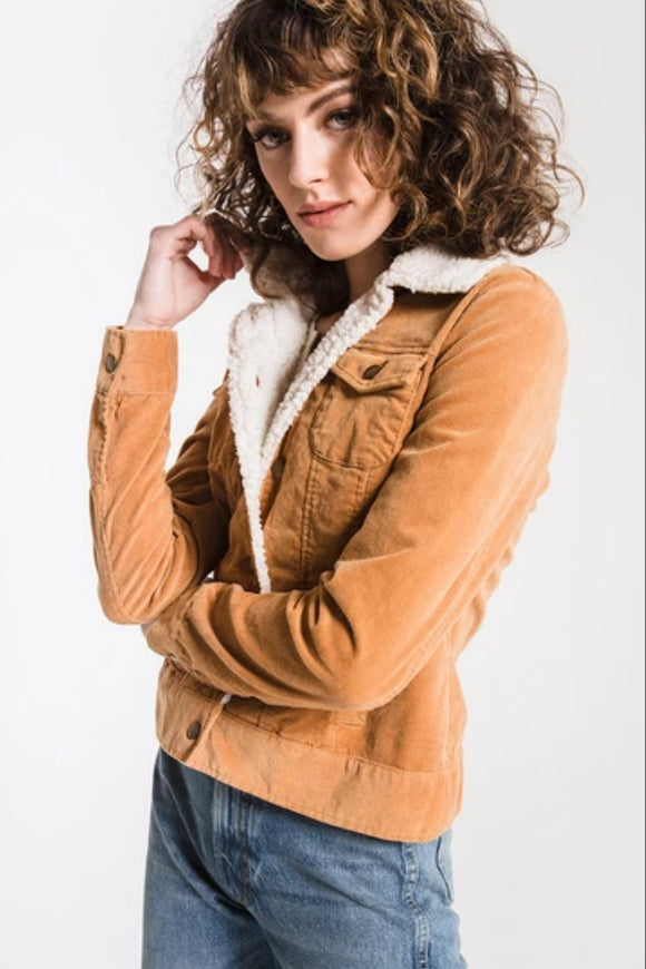 Others Follow sequoia corduroy jacket. Jolie folie boutique