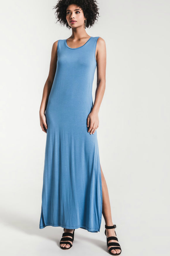 The High Slit Maxi Dress Z Supply