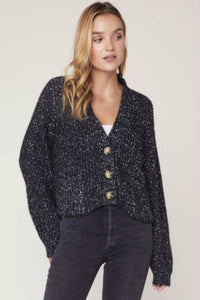 bb dakota speckle occasion cropped cardigan. Jolie folie boutique