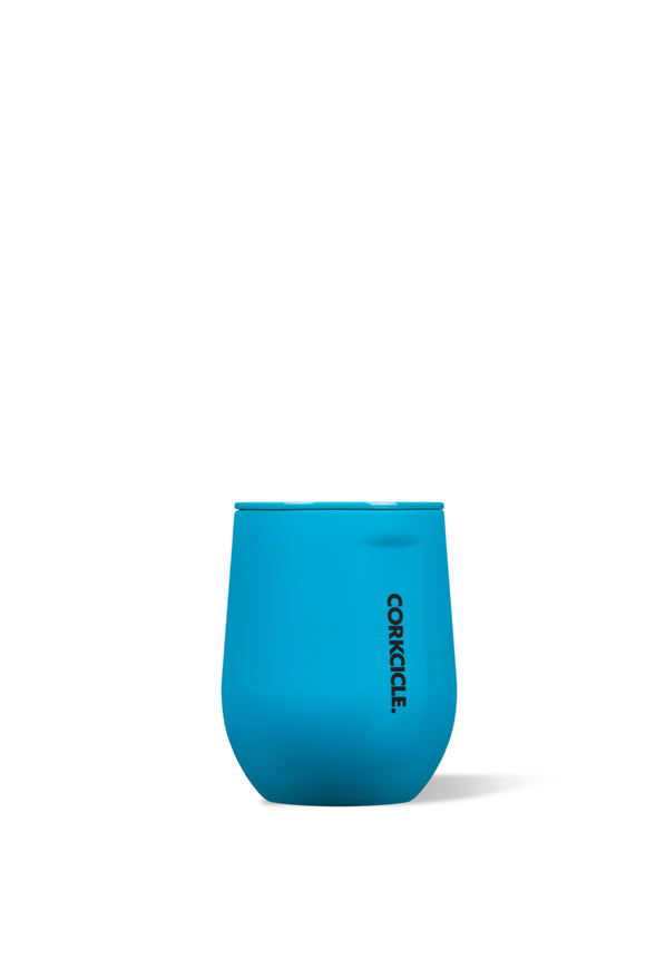 Stemless - Neon Blue | Corkcicle