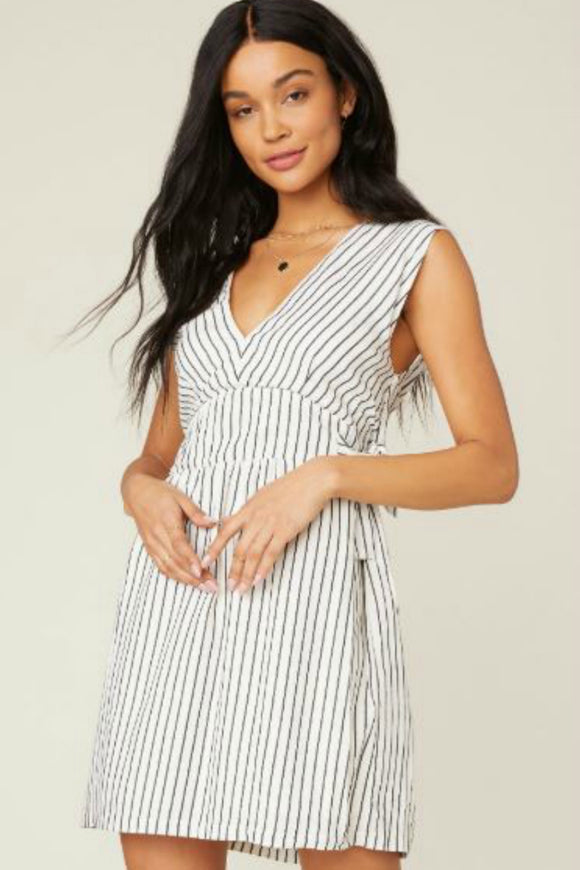 True Ties Striped Dress | BB Dakota