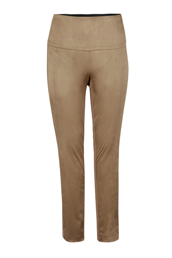 Suede Ponte Pants - Up!