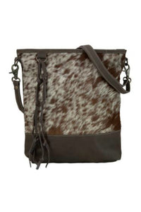 Sunsa fur crossbody bag