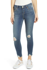 Suzy Crop Jeans - Turks | Articles of Society