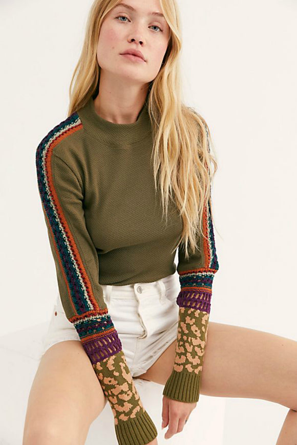 Switch It Up Cuff Top | Free People