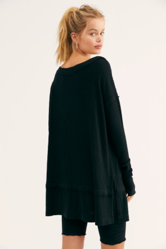 North Shore Thermal - Black | Free People