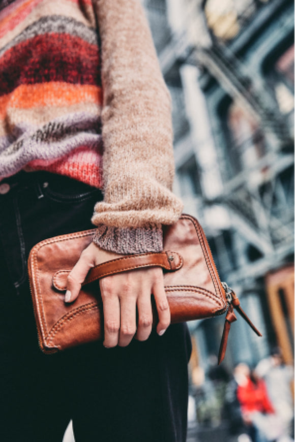 Traveler Wallet - Brown | Free People