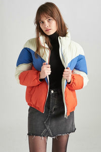 Tricolour Jacket | 24Colours