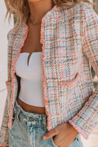 Neon Belief Tweed Jacket | BB Dakota