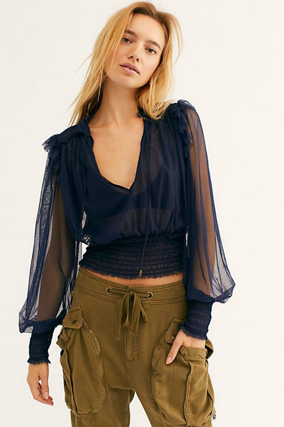 Free people twyla top. Jolie folie boutique