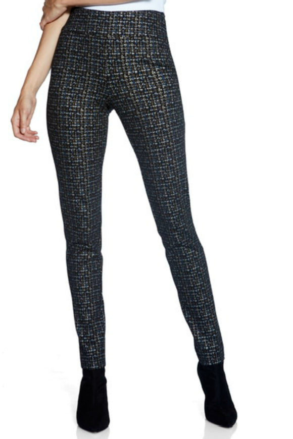 Vegas Ponte Slim Pant | Up! Pants
