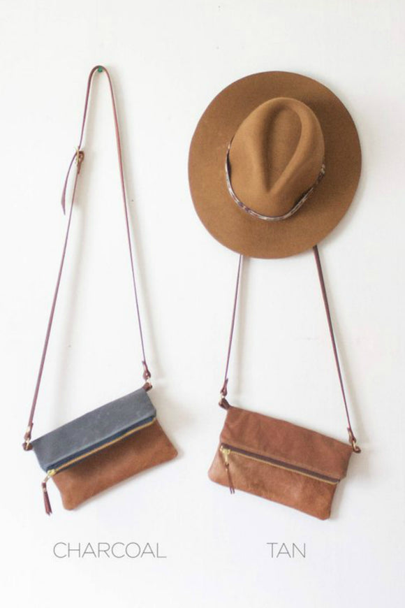 Waxed Canvas Small Bags | Grace Design