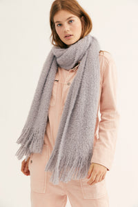 whisper fringe blanket scarf by free people