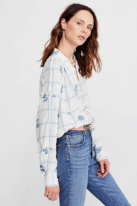 Window To My Heart Buttondown | Free People