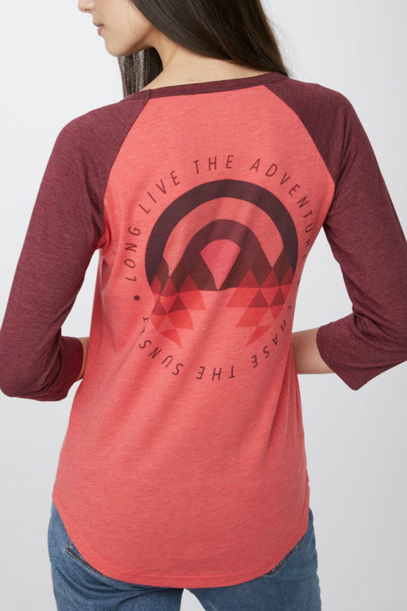 Womens Chase 3.25 Sleeve | Tentree