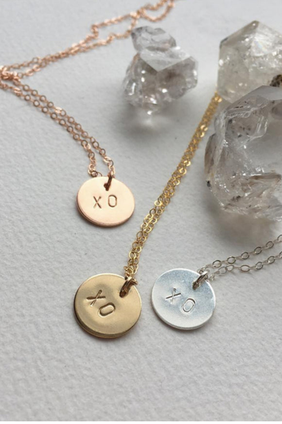 XO Pendant Necklace | Strut