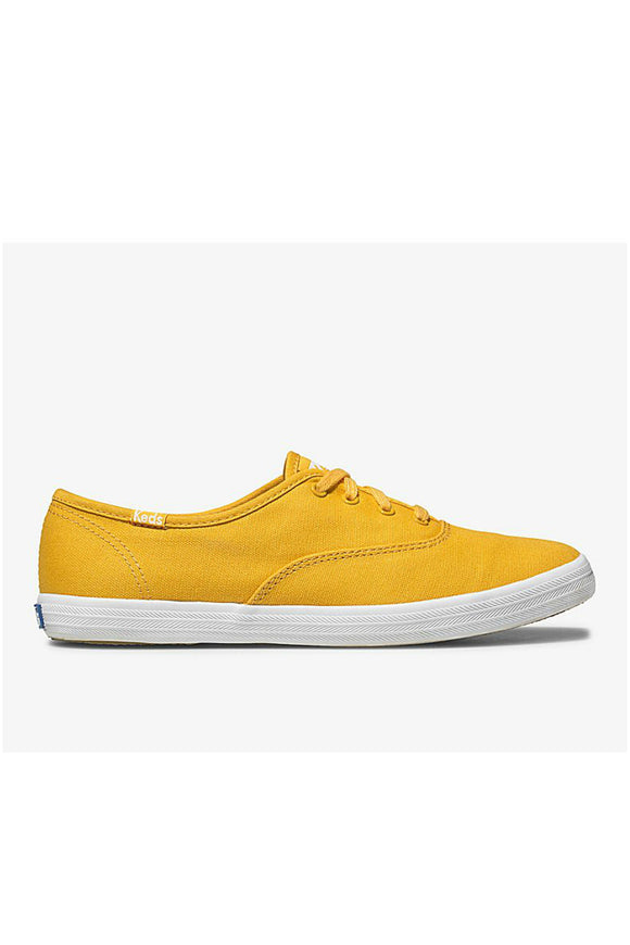 Women's Champion Canva Yellow | Keds