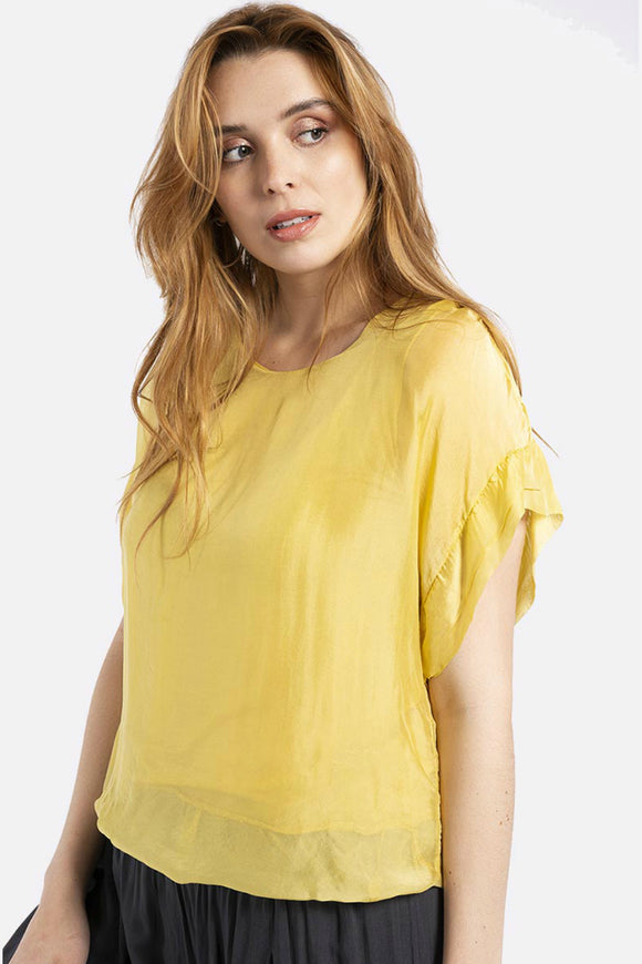 Yellow Blouse | M Italy
