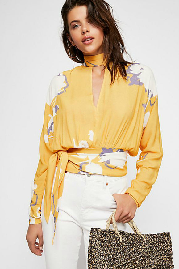 Say You Love Me Blouse | Free People