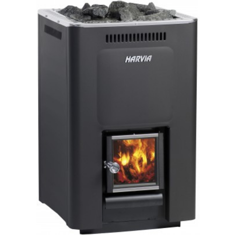 Harvia Wood Burning Stove - My Sauna World
