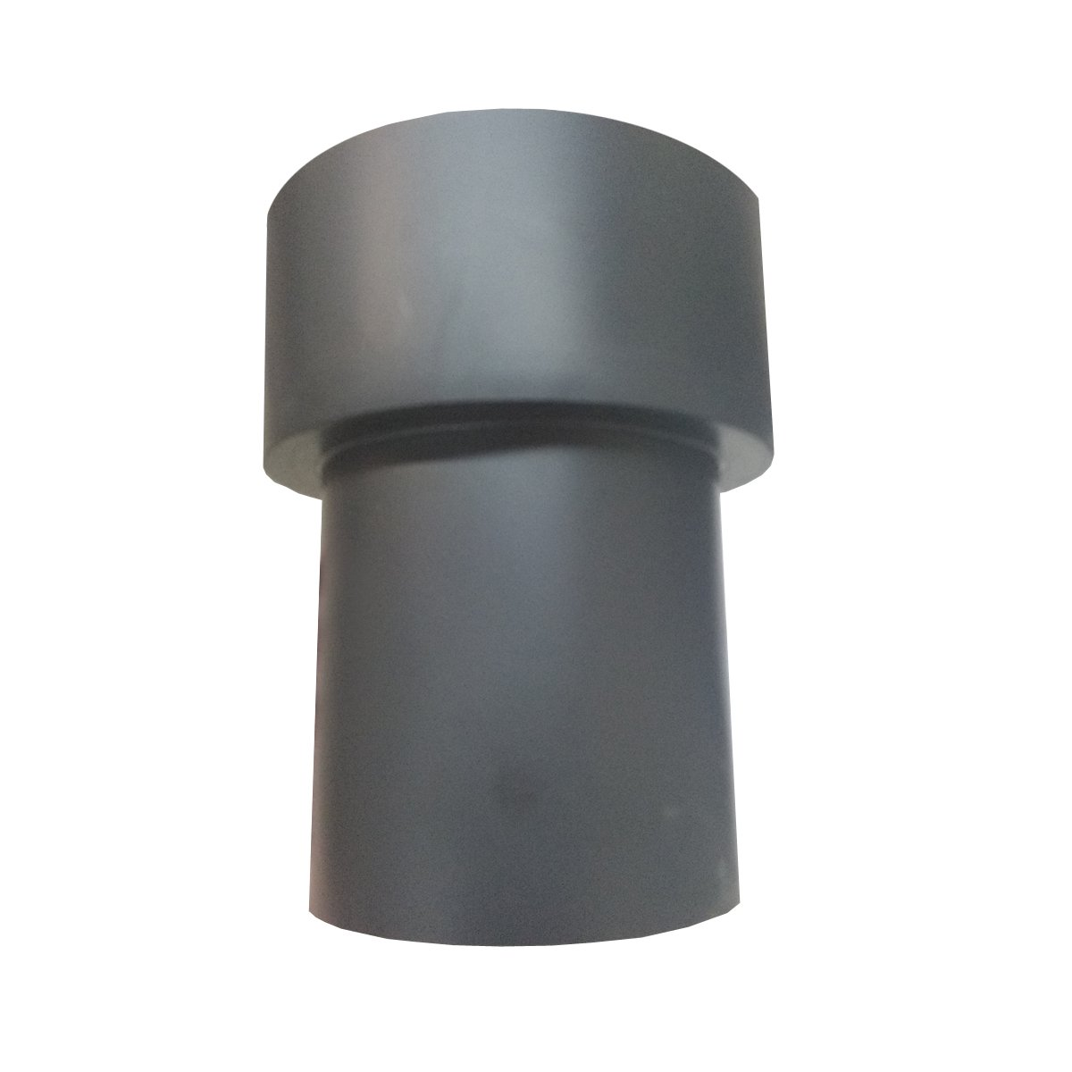 Harvia Chimney Adapter Pipe for Wood Burning Sauna Heaters