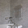 Amba Jeeves E-STRAIGHT  Heated Towel Rack - My Sauna World