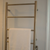 Amba Jeeves I-STRAIGHT Heated Towel Rack - My Sauna World
