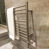 Amba Jeeves K-STRAIGHT  Heated Towel Rack - My Sauna World