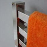 Amba Quadro Q-2033 Heated Towel Rack - My Sauna World