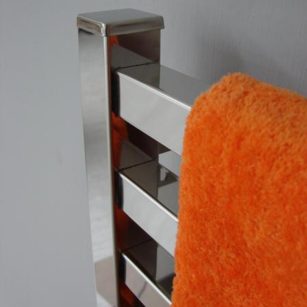Amba Quadro Q-2833 Heated Towel Rack - My Sauna World