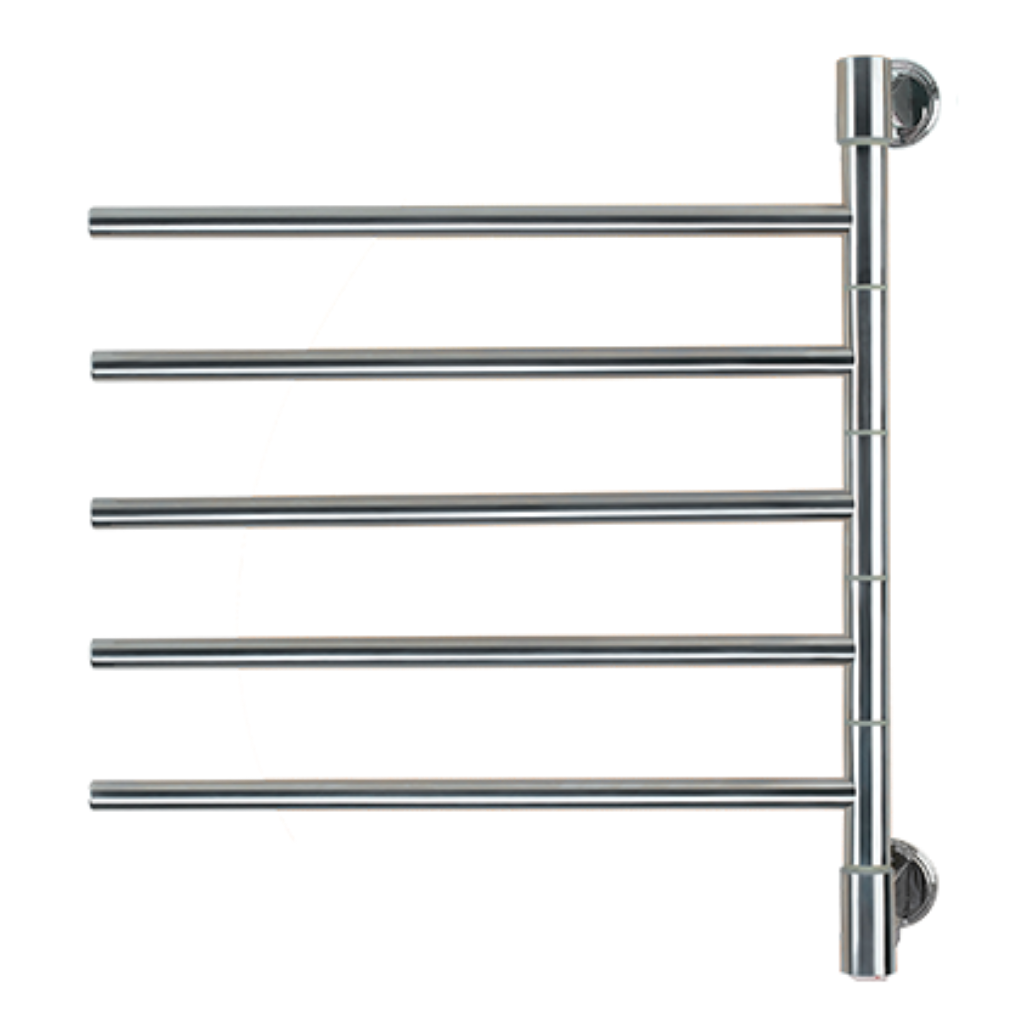 Amba Swivel Jack D005 Heated Towel Rack