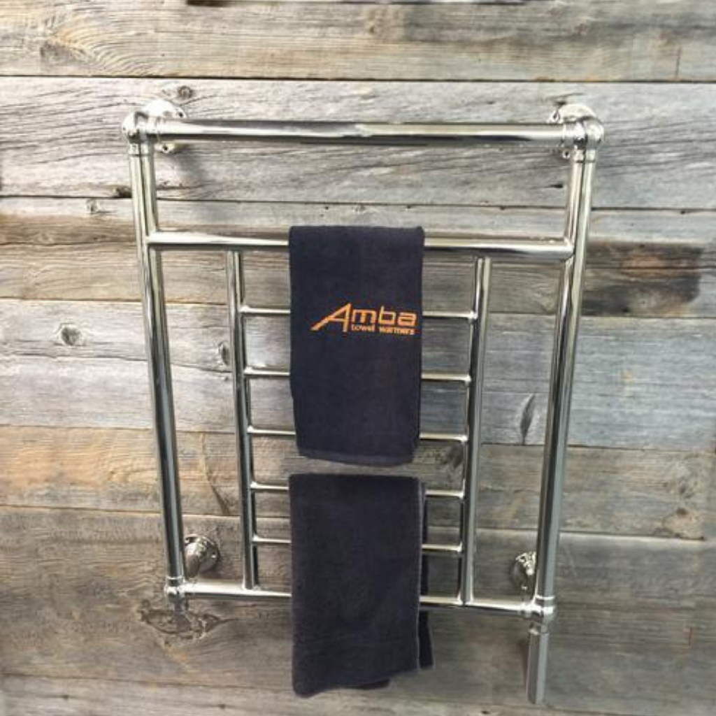 Amba Traditional T-2536 Heated Towel Rack