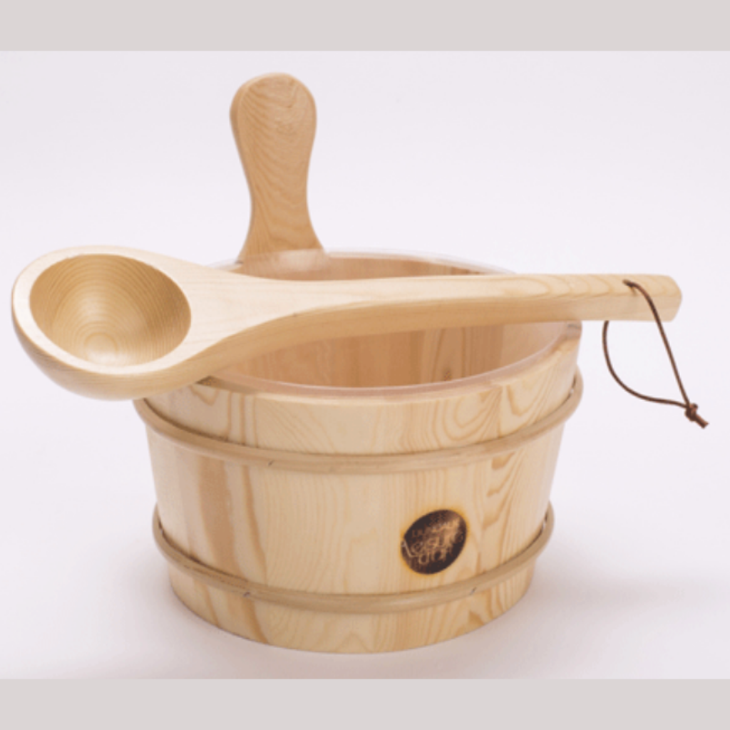 Dundalk Leisure Craft Bucket and Ladle - My Sauna World