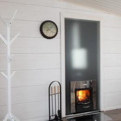 Image of HARVIA 36 DUO WOOD BURNING STOVE