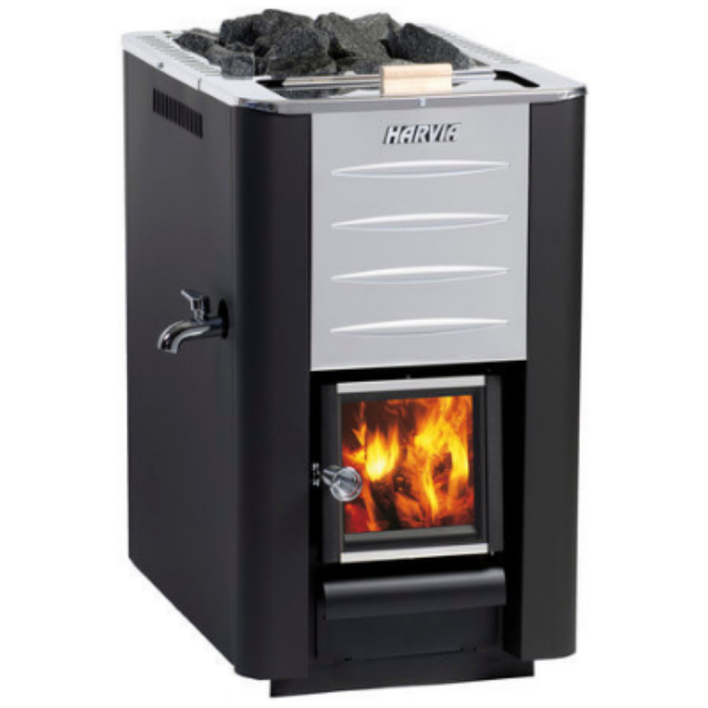 HARVIA 20 ES WOOD BURNING STOVE